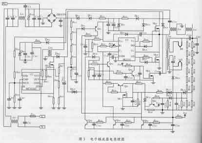 基于半桥驱动器ir2153的荧光灯电子镇流器