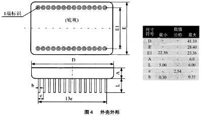 本agc中频放大器模块可取代由分立器件组装的电路形式.