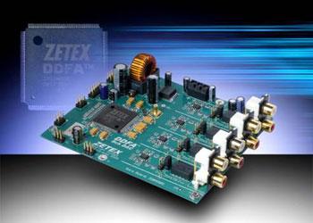 模转换器和前置放大器芯片ZXCZM800