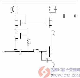 IC新闻,达普IC芯片交易网 -基于3GHz CMOS低噪声放大器优化设计