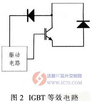 igbt在逆变器中的应用与保护保电路