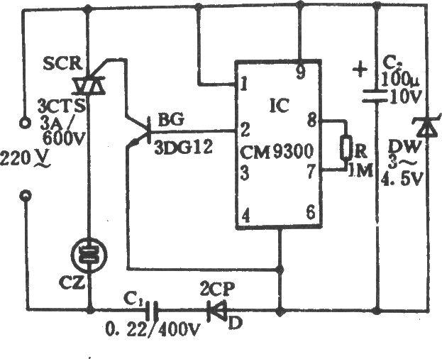 技术资料 家用电器 电风扇