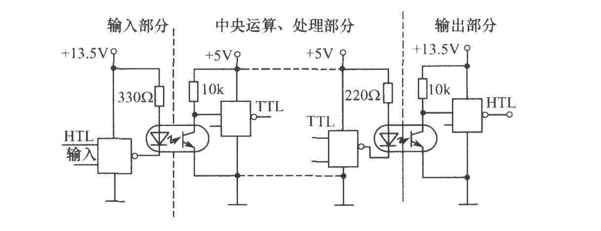 5v ttl 3.3v ttl匹配电路
