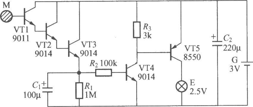 触摸式延迟灯开关电路(9)
