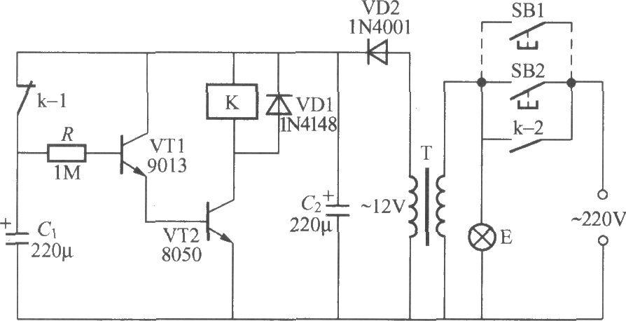 c1的放电时间常数,三极管
