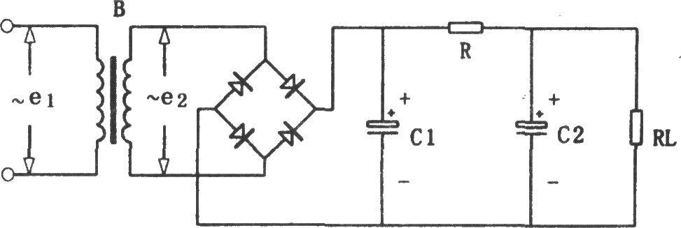 rc-π型滤波电路