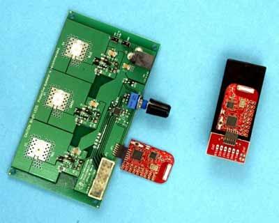 ti推出无线遥控rgb发光二极管设计套件