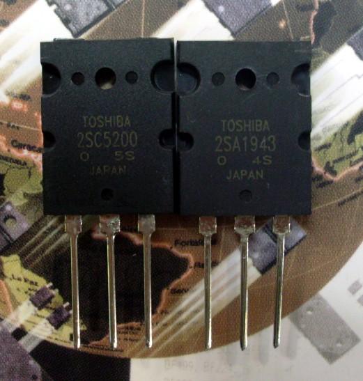 供应2SC5200/2SA1943