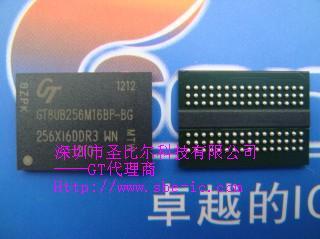 供应GT8UB256M16BP-BG