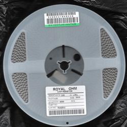 长期供应大规格低阻值贴片电阻
