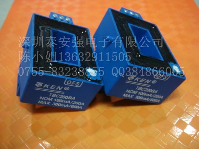 供应TBC100BA/BR系列闭环电流传感器